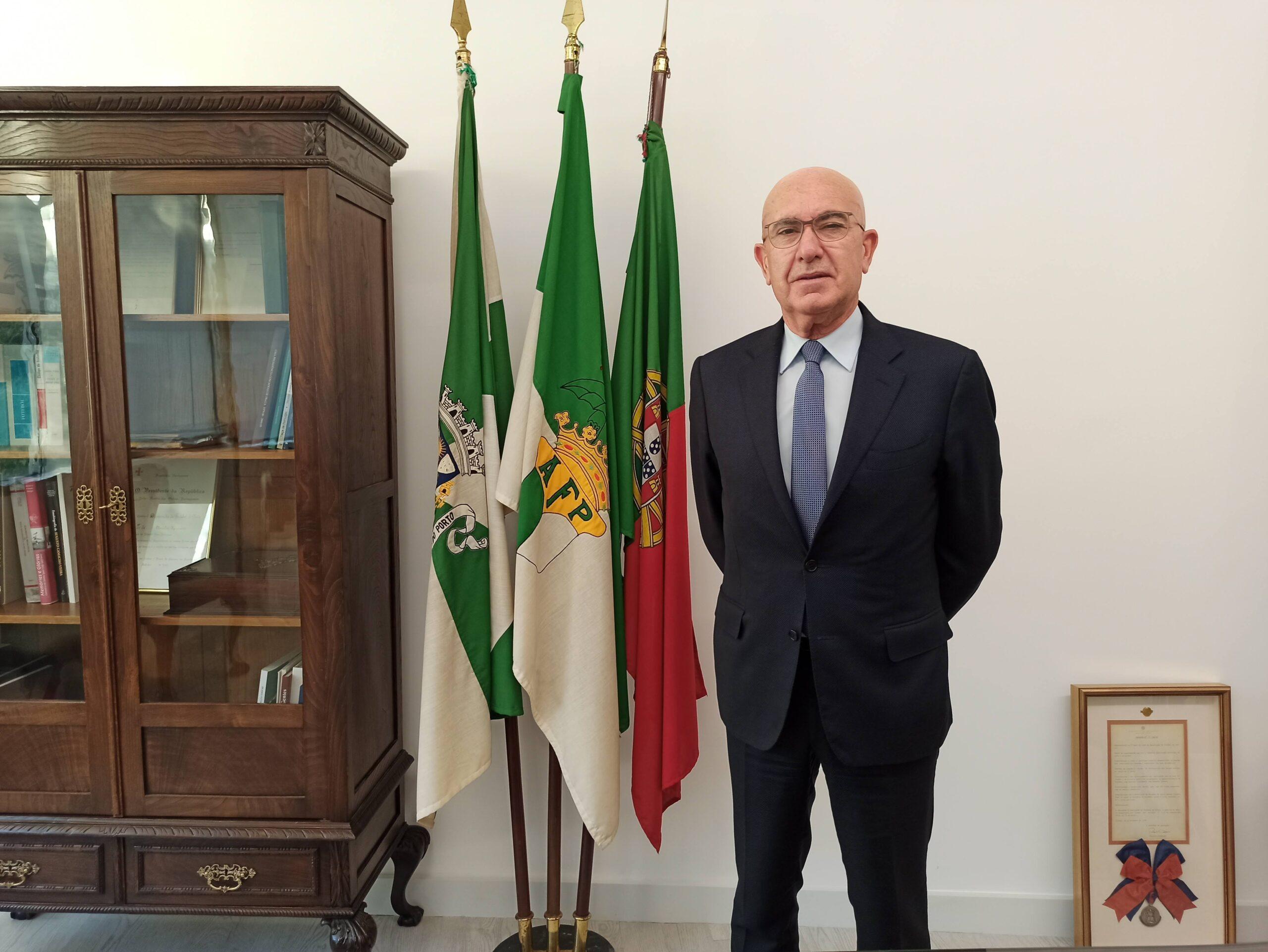 Presidente-AFP